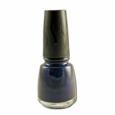 Earthly Delights - Savina Nail Polish, Black Mist S74197, 1 bottle