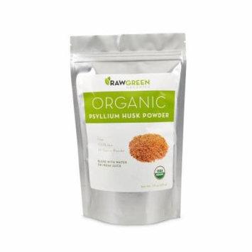Organic Psyllium Husk Powder (8oz)