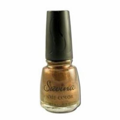 Earthly Delights - Savina Nail Polish, Coppersville S74164, 1 bottle