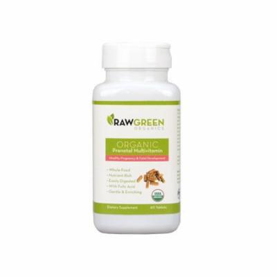 Organic Prenatal Multivitamin
