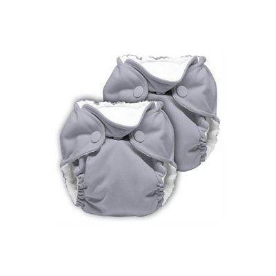 Kanga Care Lil' Joey 2 Pack All-In-One Cloth Diaper - Platinum