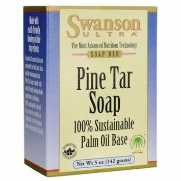 Swanson Pine Tar Soap 5 oz (142 grams) Bar(S)
