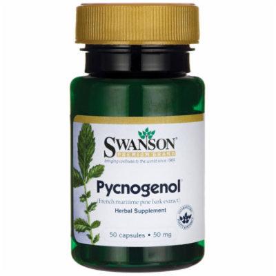 Swanson Pycnogenol 50 mg 50 Caps
