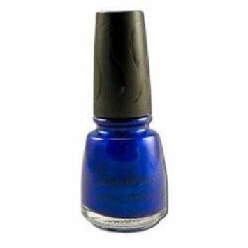 Earthly Delights - Savina Nail Polish, Rocker Blue S74054, 1 bottle