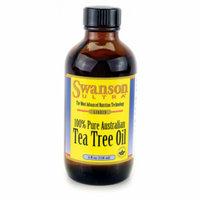 Swanson Tea Tree Oil 4 fl oz (118 ml) Liquid