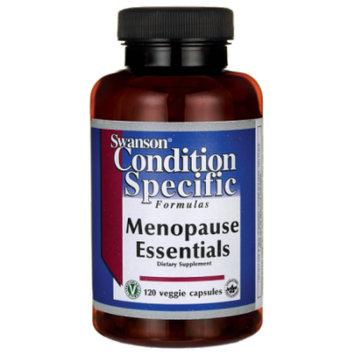 Swanson Menopause Essentials 120 Veg Caps