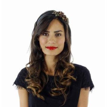 Greatlookz Gilded Gala Rhinestone Floral Headband