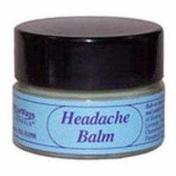 Wiseways - Headache Balm, 0.25 oz