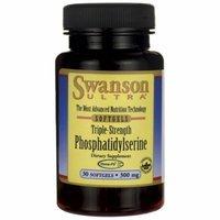 Swanson Triple-Strength Phosphatidylserine 300 mg 30 Sgels
