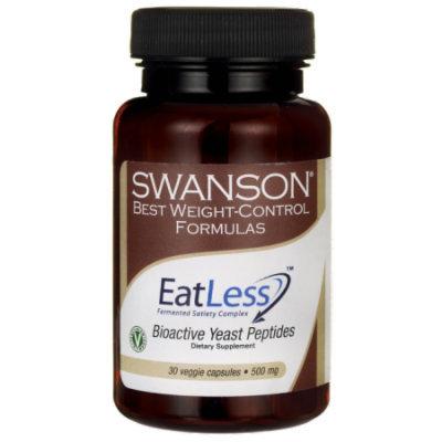 Swanson Eatless Fermented Satiety Complex 500 mg 30 Veg Caps
