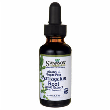 Swanson Astragalus Root Liquid Extract (Alcohol 1 fl oz (29.6 ml) Liquid