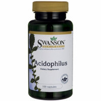 Swanson Acidophilus 100 Caps