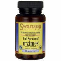 Swanson Full Spectrum N-Zimes 90 Veg Caps