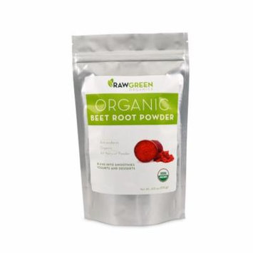 Organic Cold-Pressed Beet Root Powder (4oz)