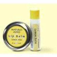 Four Elements - Lip Balm, Lemon, 0.15 oz