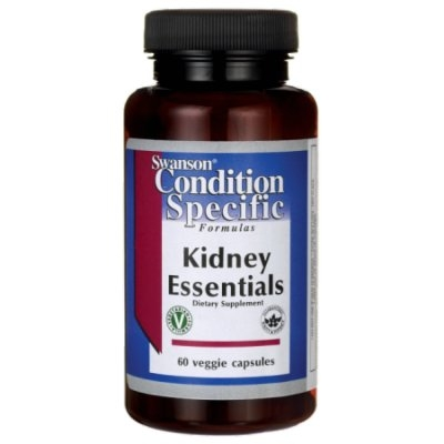 Swanson Kidney Essentials 60 Veg Caps