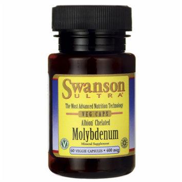 Swanson Albion Chelated Molybdenum 400 mcg 60 Veg Caps