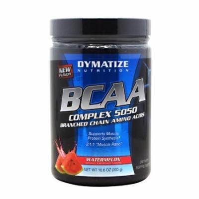Dymatize BCAA Complex 5050, Watermelon, 300 g (33 Servings)