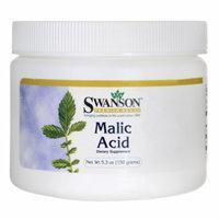 Swanson Malic Acid 5.3 oz (150 grams) Pwdr