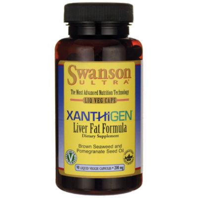 Swanson Xanthigen 200 mg 90 Liq Vegcap