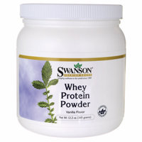 Swanson Original Whey Protein Powder w/Vitamins 12.2 oz (345 grams) Pwdr