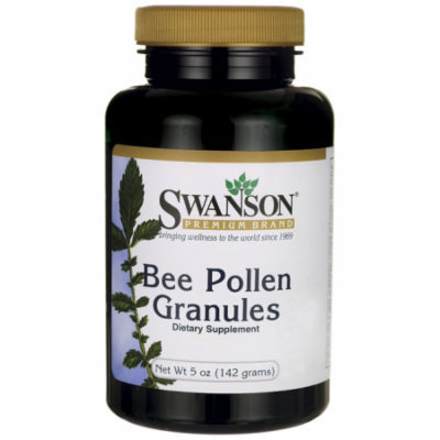 Swanson Bee Pollen Granules 5 oz (142 grams) Granules