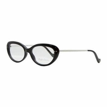 Ralph Lauren RL 6076W 5001 Black Plastic Womens Optical Frame