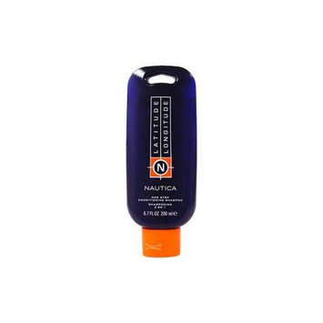 MEN LATITUDE LONGITUDE by Nautica - CONDITIONING SHAMPOO 6.7 OZ