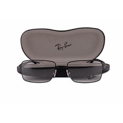 Ray Ban RX6329 Eyeglasses 53-18-140 Shiny Black 2509 RX 6329