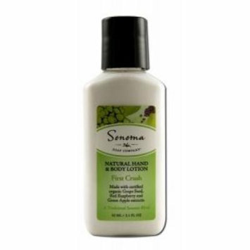 Sonoma Soap - Hand & Body Lotion, First Crush 2.1 oz