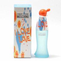 I Love Love Ladies By Moschino- EDT Spray 3.4 OZ
