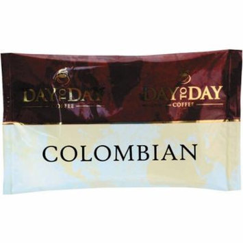 Day to Day Colombian Blend 100% Pure Coffee Fraction Packs, 1.5 oz, 42 count