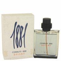 1881 Sport for Men by Nino Cerruti EDT Spray 3.4 oz