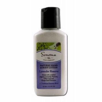 Sonoma Soap - Hand & Body Lotion, Lavender Reserve 2.1 oz