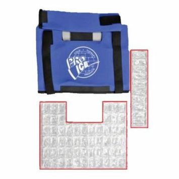 Pro Ice Scapula/Cervical Collar Insert. Consistent Temperature For An Hour PI101