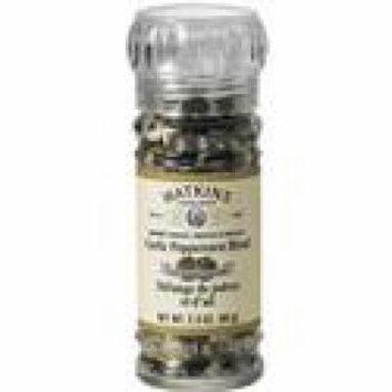 J.R. Watkins - Gourmet All Natural Seasoning, Garlic Peppercorn Blend Grinder, 1 ea