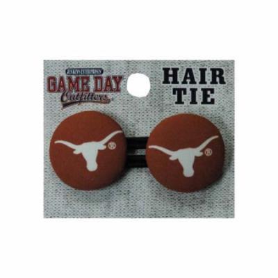 University Of Texas Ponytail Holder Hair Tie