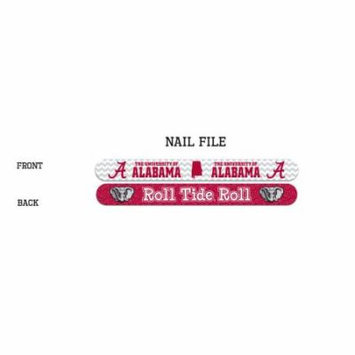 University of Alabama Nail File