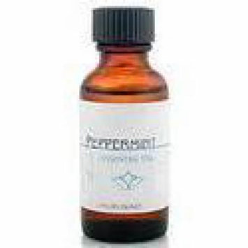 Lotus Brands - Pure Essential Oils, Peppermint, 1 oz