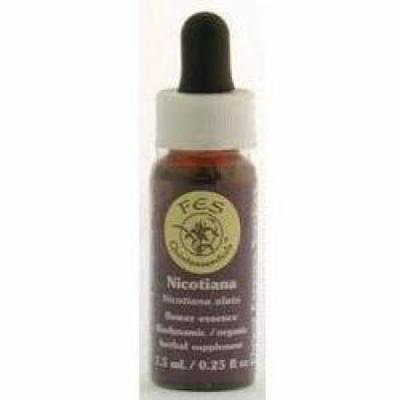 Flower Essence Services (FES) - Flower Essence, Nicotiana, 0.25 oz