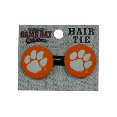 Clemson University Ponytail Holder Hair Tie