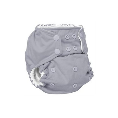 Kanga Care Rumparooz One Size Cloth Pocket Diaper - Platinum, Snap