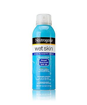 Neutrogena Wet Skin Sunscreen Spray Broad Spectrum SPF 50