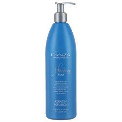 L'anza Lanza Healing Pure Clarifying Shampoo 33.8 oz