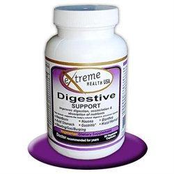 Digestive Support Extreme Health USA 90 Caps