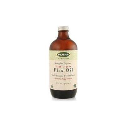 Flora High Lignan Flax Oil - 17 fl oz