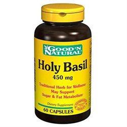 Good 'N Natural - Holy Basil 450 mg. - 60 Capsules