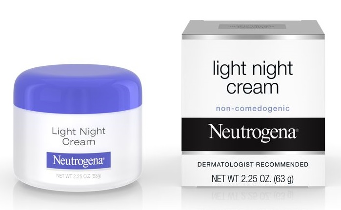 Neutrogena® Light Night Cream