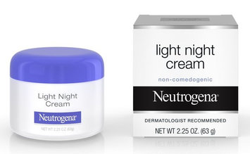 Neutrogena® Light Night Cream