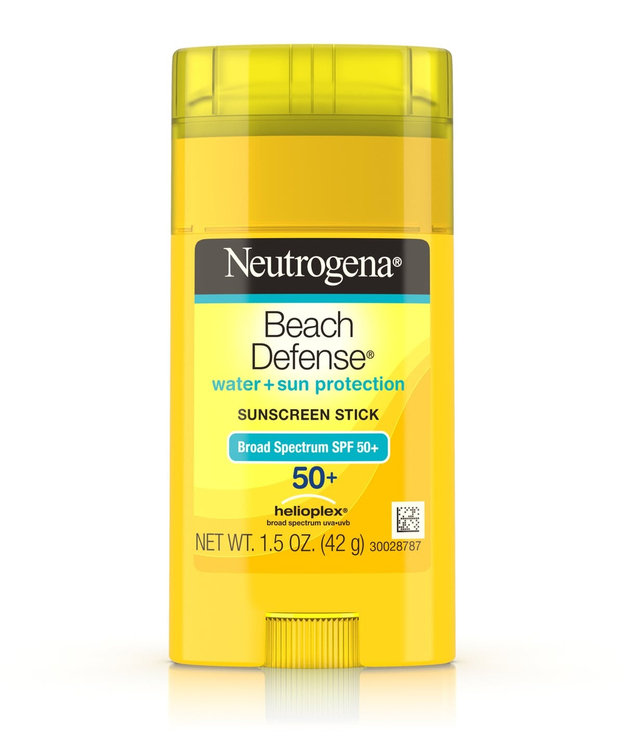 Neutrogena® Beach Defense® Water + Sun Protection Sunscreen Stick Broad Spectrum SPF 50+